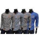 MGM-Overhemd-Heren-Blauw