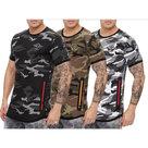 Cabin-Army-T-Shirt-Heren-Grijs